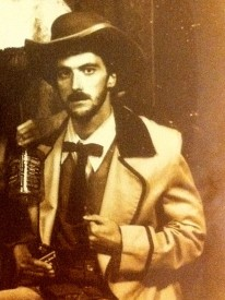 Wild West author 1981